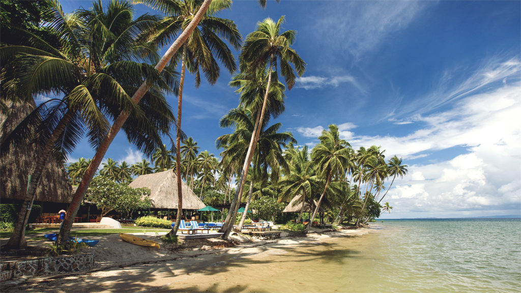 Fiji Beach Resort